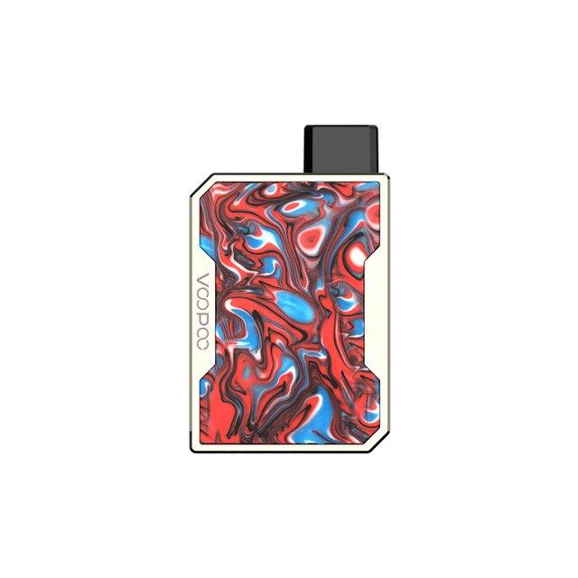 , 7pcs Mix Colors VOOPOO DRAG Nano Pod Vape Kit w/ 750mAh battery & 1ml Pod & GENE chip Resin Kit Pod System vs Drag 2/ Minifit