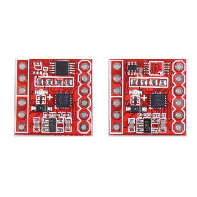 2CH Mini AV Switcher