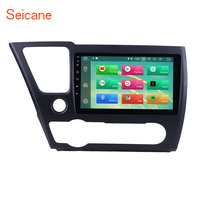 Seicane 9 inch Android 8.1/8.0 for 2014 2015 2016 2017 Honda Civic Car Stereo GPS Navigation Radio Player Mirror link 4G WIFI