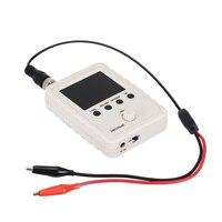 2.4 Assembled Digital Oscilloscope LCD Display Fully Welded Digital Oscilloscope With Probe