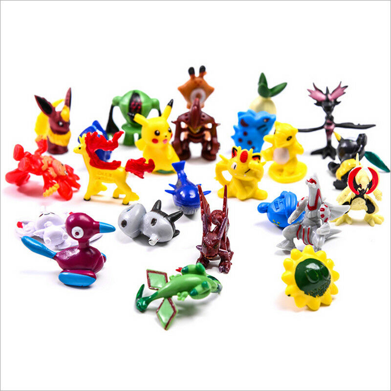 Creative 7cm Pokemon Pikachu Poke Ball  1