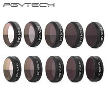 PGYTECH DJI Mavic Air ND4 8 16 32 64 ND/ND PL Filter Camera Lens CPL Filters for DJI Mavic Air Drone Accessories