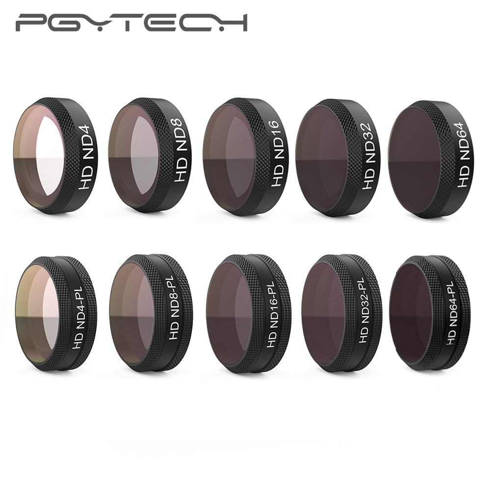 ND16 CPL Lens Filter Kits for DJI Mavic Air Sports Camera for MOBILEACCESSORIES TL 6 in 1 HD Drone Star Effect ND8 ND32 ND4