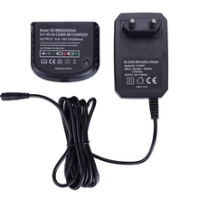 9,6 V-18 V Multi-зарядное устройство для Black & Decker Ni-Cd Ni-MH Батарея Hpb18 Hpb18-Ope Hpb12 Hpb14 Fsb14 Fsb18 Fs120Bx ЕС Pl