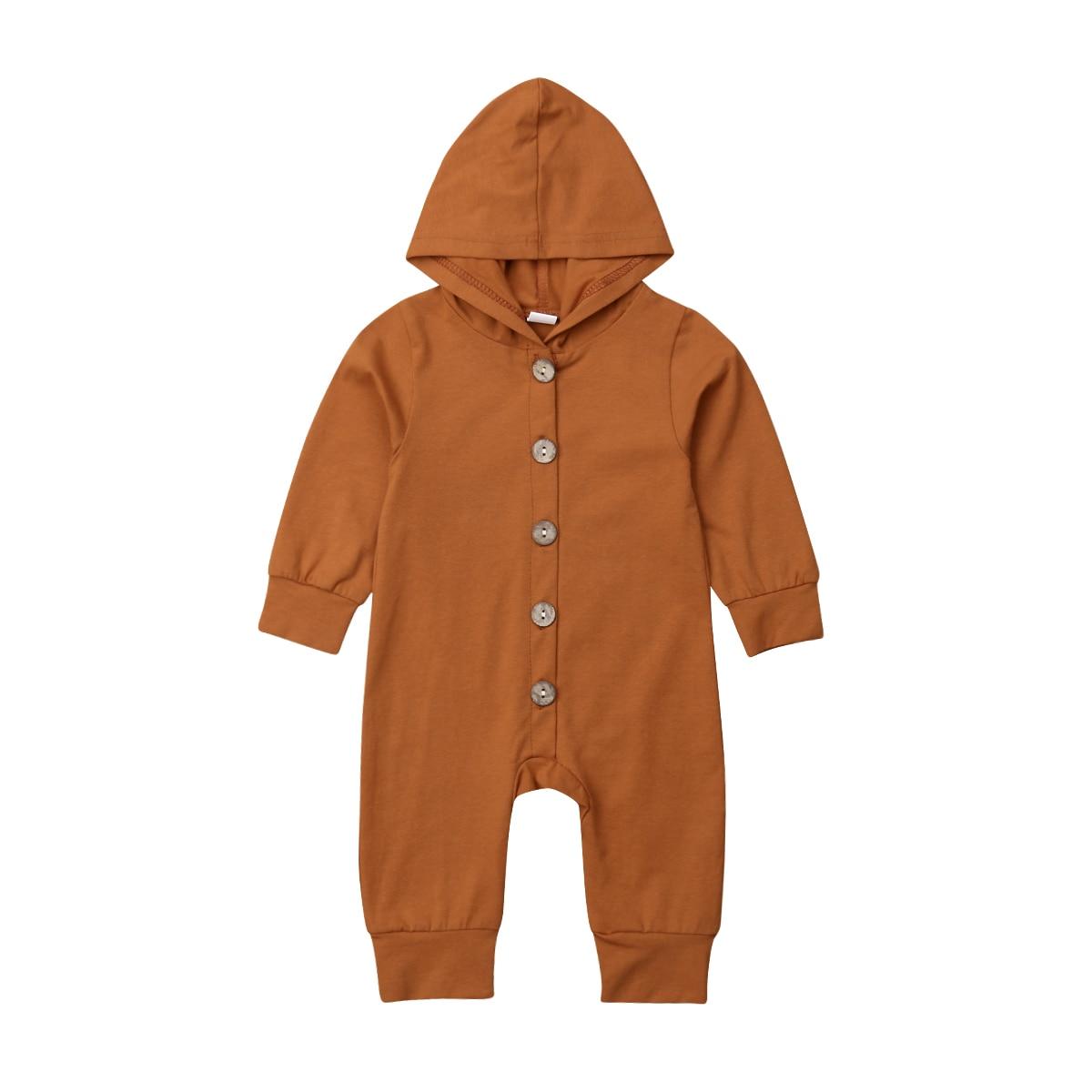 pudcoco Newborn Baby Boy Girl Little Peanut   Romper   clothes 2018 cotton casual   romper   baby boy girl