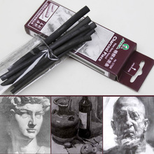 6 шт./компл. профессиональный художник эскизов темно-серые полосы, для детей от 3 до 8 лет мм разных Размеры рисунок инструменты для рисования школьные товары для рукоделия