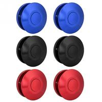 Car Engine Hood Cover Lock Key Pin Kit Quick Latch Release Universal Auto Accessories Black Blue Red 3 Colors Optional NEW