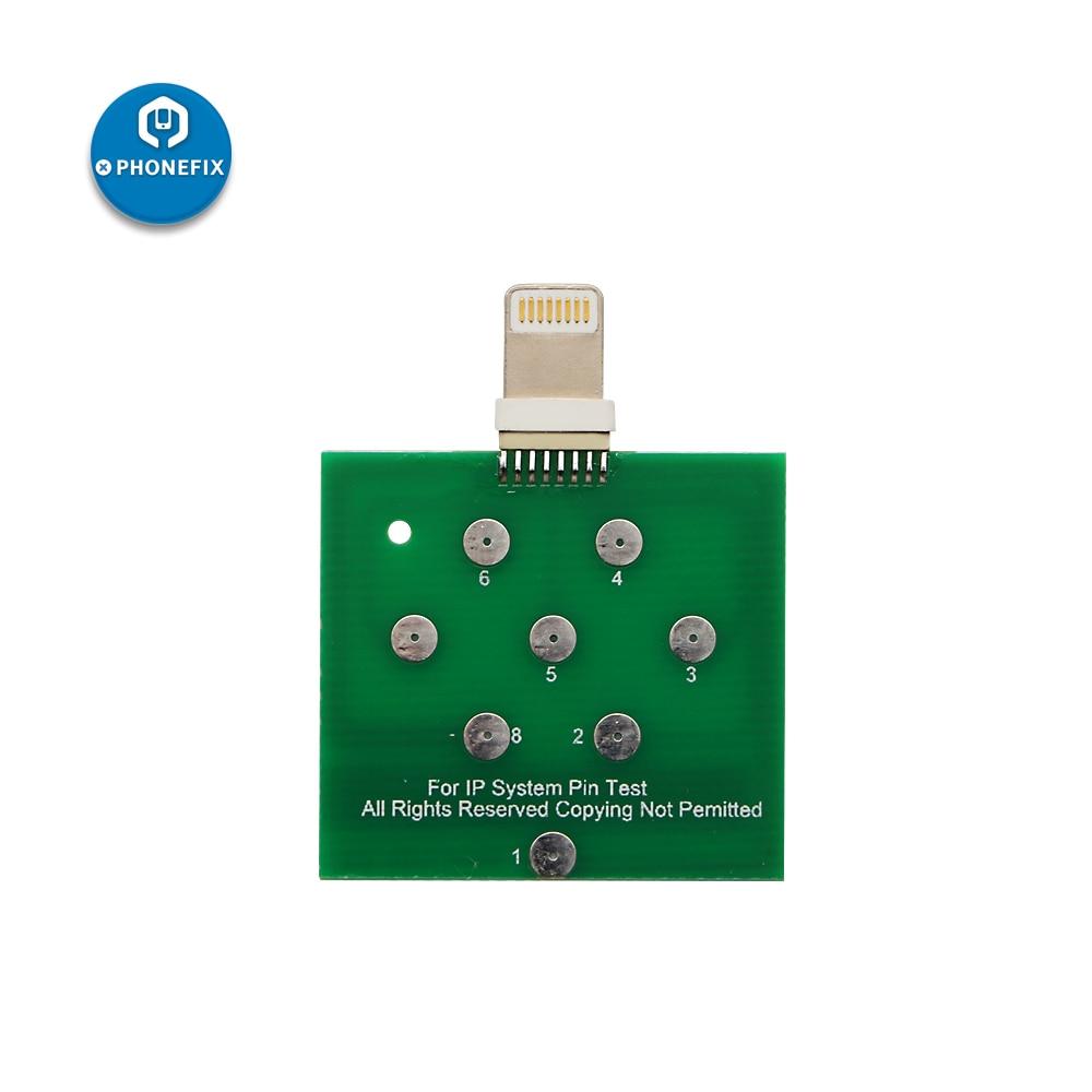 PHONEFIX U2 Micro Charging Dock Flex Easy Test Board For IPhone 8 7 6 6S Plus U2 Android Micro USB U2 Battery Testing Repair