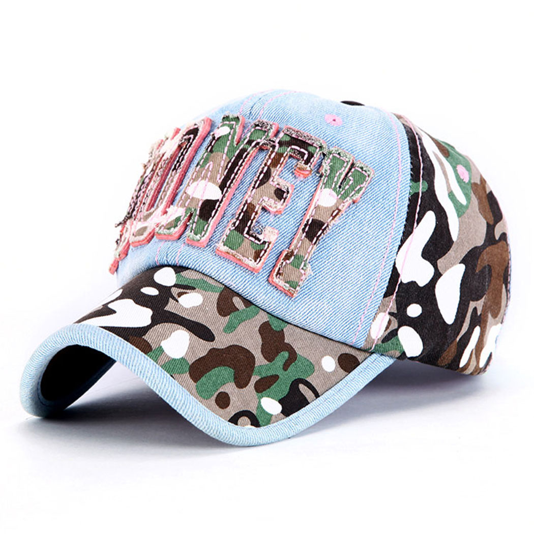 Cotton Embroidery Letter Money Baseball Cap Caps Bone Hat Distressed Wearing Fitted Hat for Men Custom Hats