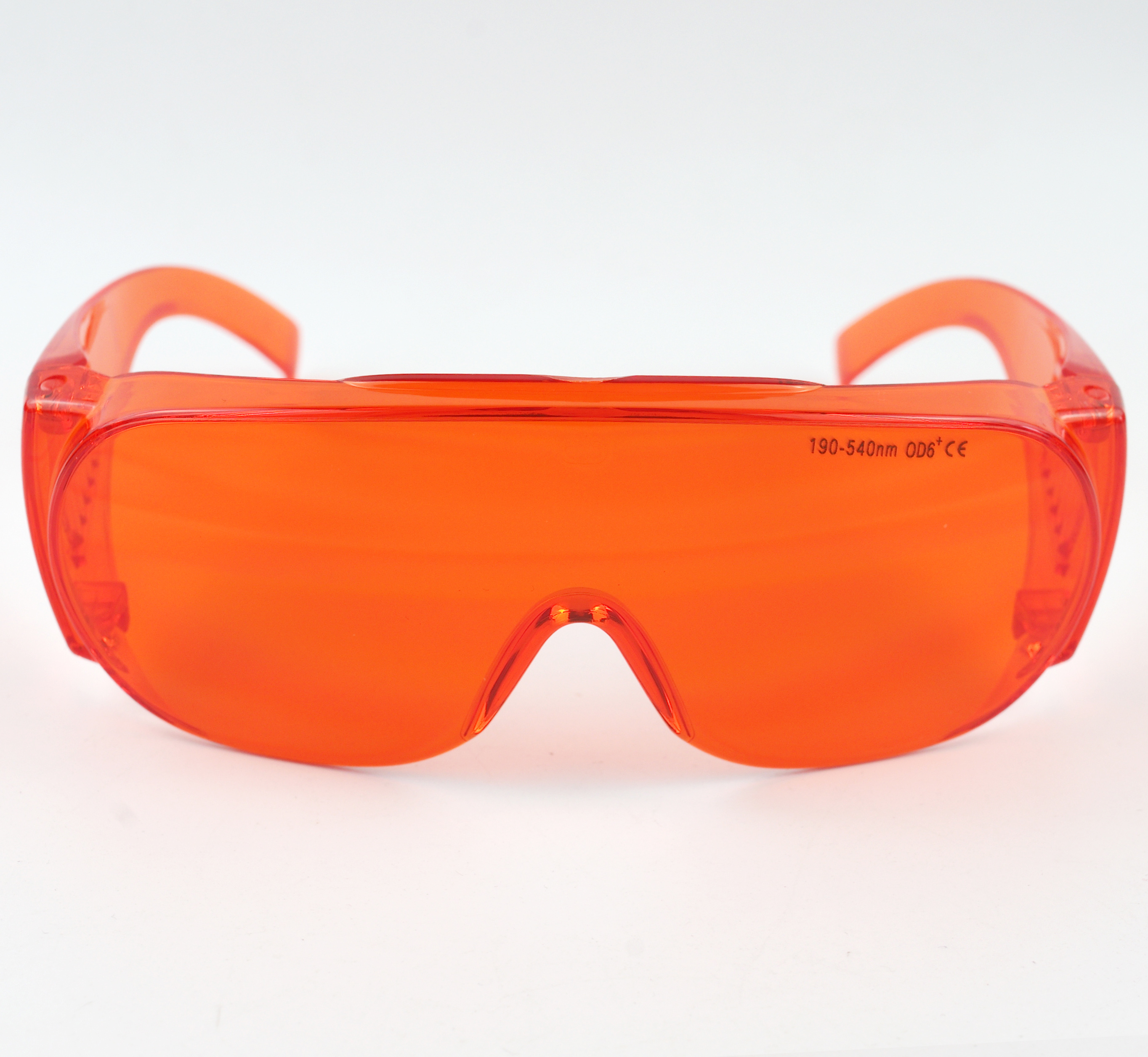 EP-3-6 Laser Occhiali di Protezione Occhiali 200-540nm appositamente per 532nm Verde Occhiali Occhiali di Sicurezza OD6 + CE Standard