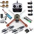 Bricolage Drone RC 4 axes Multi quadrirotor UFO RTF/ARFKK V2.3 Circuit imprimé + moteur 1000KV + 30A ESC + Lipo + F450 Flamewheel + émetteur 8ch
