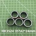 Новые Игольчатые роликовые подшипники Hk3524  ограниченная серия  размер 35*42*24 мм  Hk354224  35x42x24мм  2019