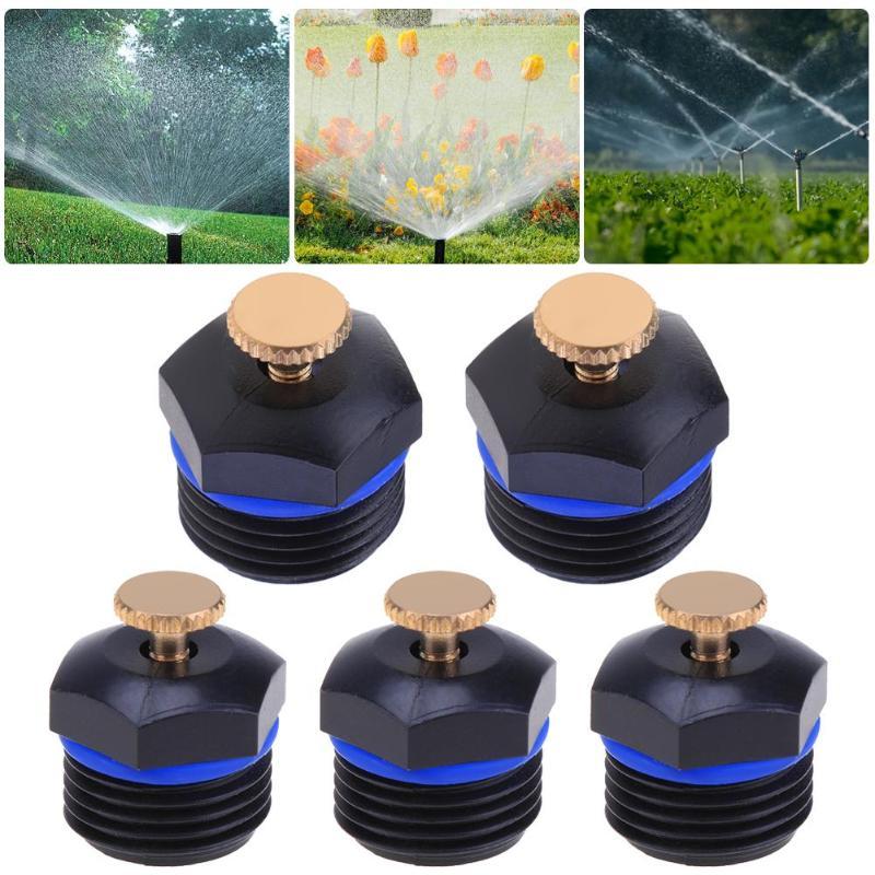 10pcs 1/2 inch DN15 Thread Garden Sprinklers Plastic Lawn Watering Sprinkler Head Irrigation Agriculture Sprayers Nozzles Garden Sprinklers    - AliExpress