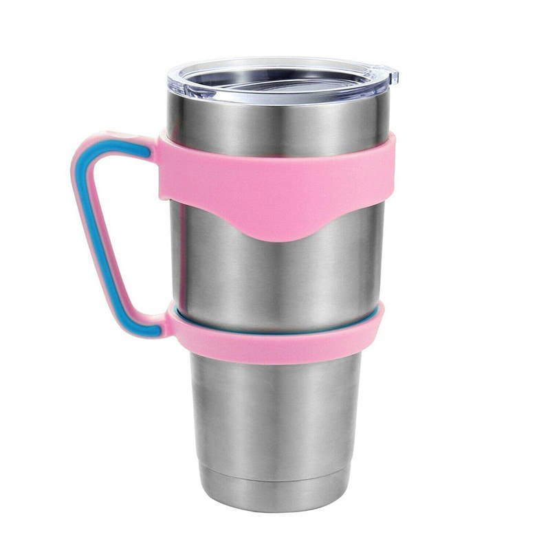 42d9b98a234 Portable Water Bottle Mugs Cup Handle for YETI Tumbler Rambler Cup Hand  Holder 30Oz Fit Christmas Gift Wedding Favor ~ Hot Sale July 2019