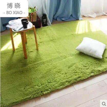 Shaggy Carpet For Living Room Home Warm Plush Floor Rugs Fluffy Mats Kids Room Faux Fur Area Rug Living Room Mats Silky Rugs