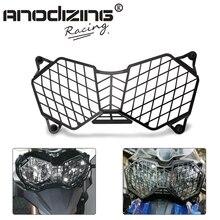 Мотоциклетная Передняя светильник решетка светильник крышка защитный кожух для Triumph ТИГР 800 2010 2017 & Explorer 1200 12 17