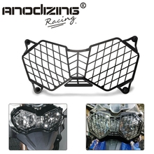 Motorcycle Headlight Grille Light Cover Protective Guard For Triumph Tiger 800 2010 2017 & Explorer 1200 12 17
