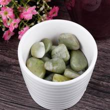 100g Jade/Amethyst Natural Rough Ore Fish Tank Aquarium Landscaping Garden Decoration Paving Stone Natural Raw Materials Stones(China)