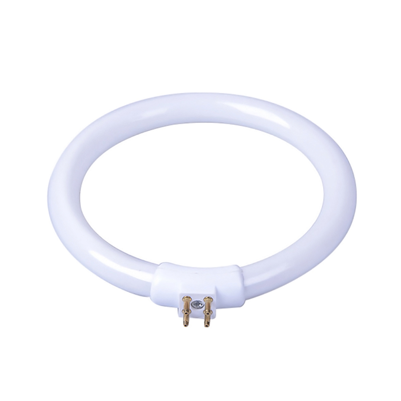 11W T4 Round Annular Tubes Anti-four-pin Lamps Bulb Fluorescent Ring Lamp White Tube With 4 Pins