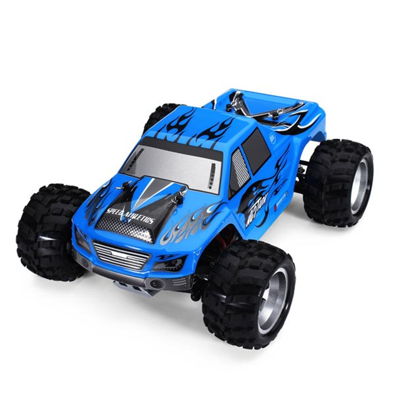 Wholesale Wltoys A979 1/18 2.4GHz 4WD High Speed Monster Rc Racing Car With Transmitter