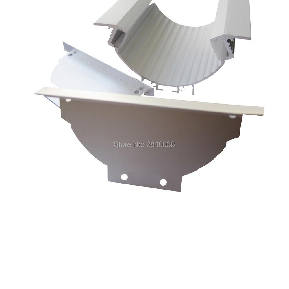 canal de aluminio ts10 perfil tira conduzida de 03