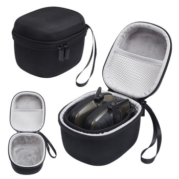 For Howard Leight Impact Sport OD Electric Earmuff Earphone Outdoor Portable Hard Storage Case Bag