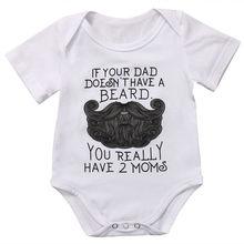 Pudcoco Babys Jumpsuits 0M-18M Summer Newborn Baby Clothes 0