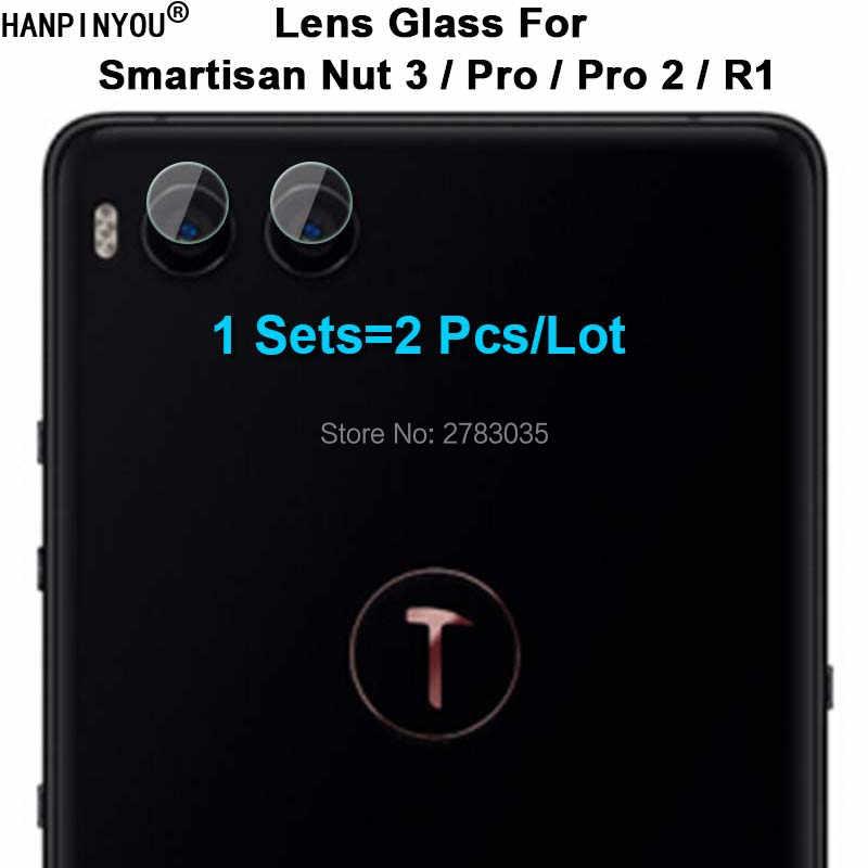 For Smartisan Nut 3 U3 / R1 / Pro / Pro 2 Clear Ultra Slim Back Camera Lens Protector Rear Camera Lens Cover Tempered Glass Film