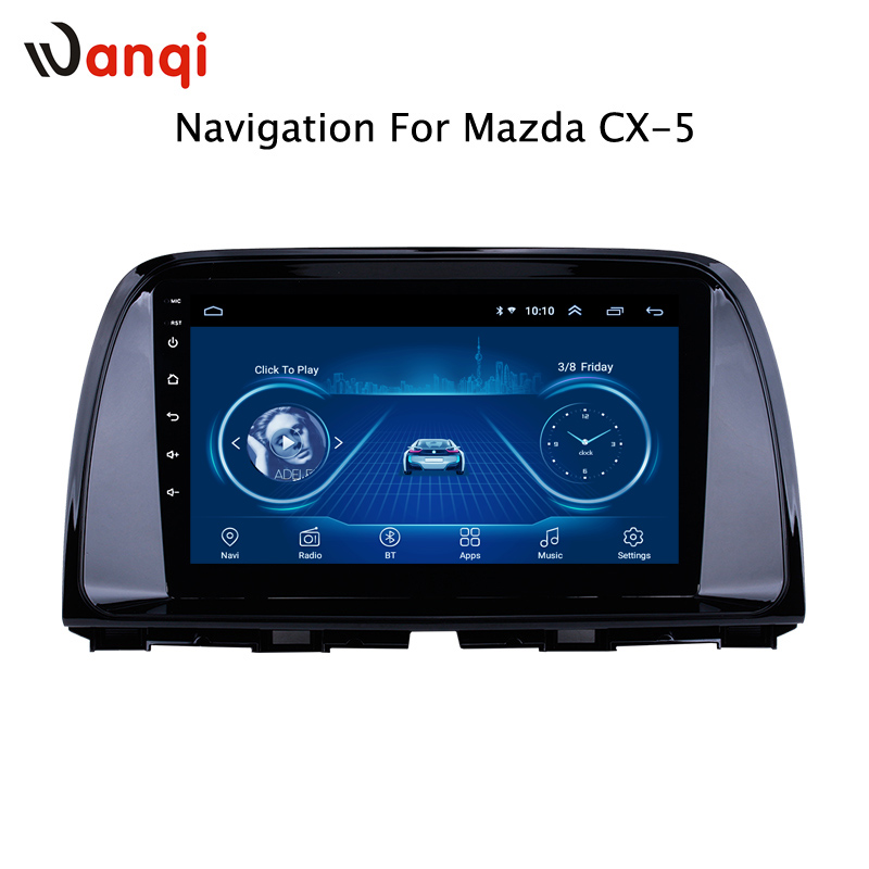 android 8.1 car dvd For Mazda CX5 CX 5 CX 5 2013 2016 radio multimedia player stereo gps navigation