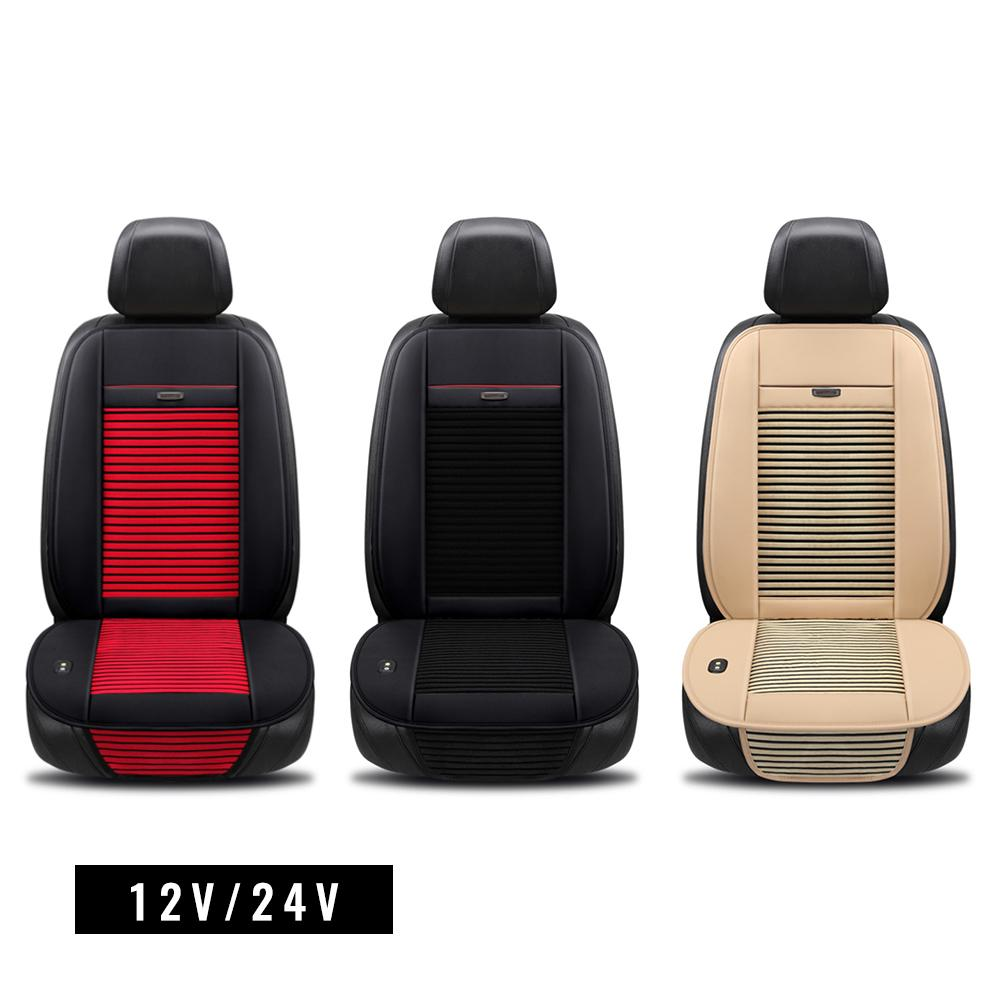 Car Seat Ventilation Mat Summer Cold Pad Wear-resistant Leather Ventilated Massage Lumbar Cool Seat Cushion WIth Charger Car Seat Ventilation Mat Summer Cold Pad Wear-resistant Leather Ventilated Massage Lumbar Cool Seat Cushion WIth Charger