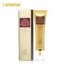 Lanbena Acne Scar Removal Cream Gel Skin Repair Face Spots Treatment Care Whitening Stretch Marks 2pcs