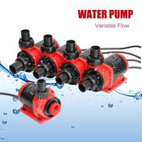 35/48/62/70/82W 3500 10000L/H Variable Flow Ultra Quiet Submersible Water Pump Filter Fish Pond Fountain Aquarium Tank High lift