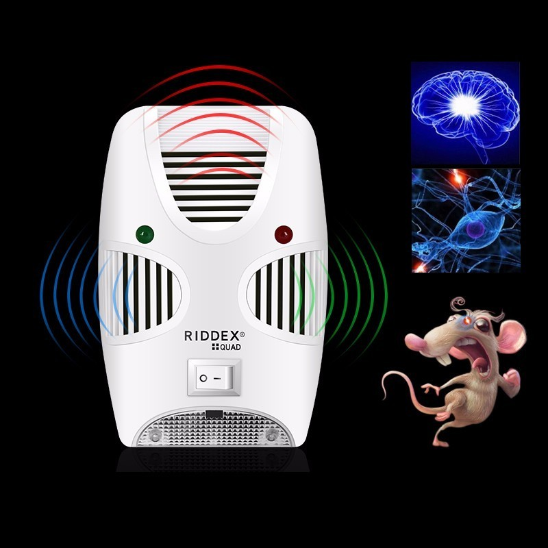 Electronic Ultrasonic Rat Mouse Mice Repellent Rodent Pest Bug Reject Mole Mosquito Cockroaches Repeller EU US Plug DropShippingElectronic Ultrasonic Rat Mouse Mice Repellent Rodent Pest Bug Reject Mole Mosquito Cockroaches Repeller EU US Plug DropShipping