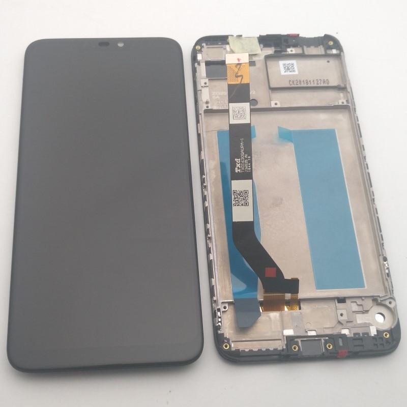 タッチスクリーンデジタイザのためのフレームと Mobile の lcd