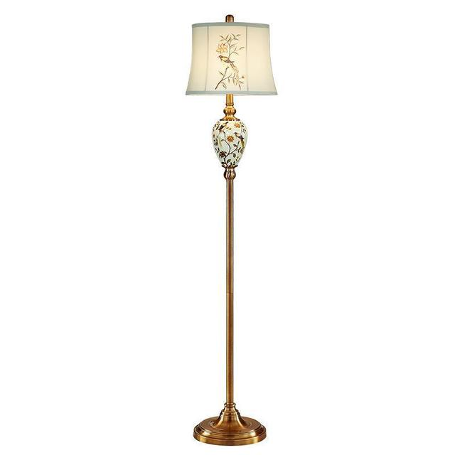Lampara Pie Modern Piantana Abajur Para Quarto Tripot Lampadaire De Salon Stehlampe For Living Room Staande Lamp Floor Light