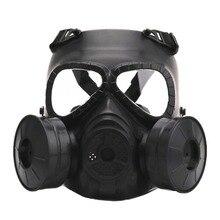 Hot Gas Mask Breathing…