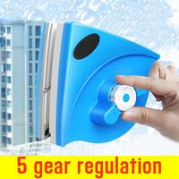 Home Window Wiper Glass Cleaner Tool Double Side Magnetic Brush For Washing Windows Glass Brush Cleaning Tools 5-25mm