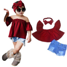 girls boutique outfits kids clothes girl fashion shorts pullover christmas outfit toddler clothing thanksgiving sets