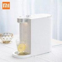 Dispensador de agua de calefacción instantánea inteligente de Xiaomi SCISHARE, dispensador de agua instantáneo de 3 segundos de 1800 ml con luz LED