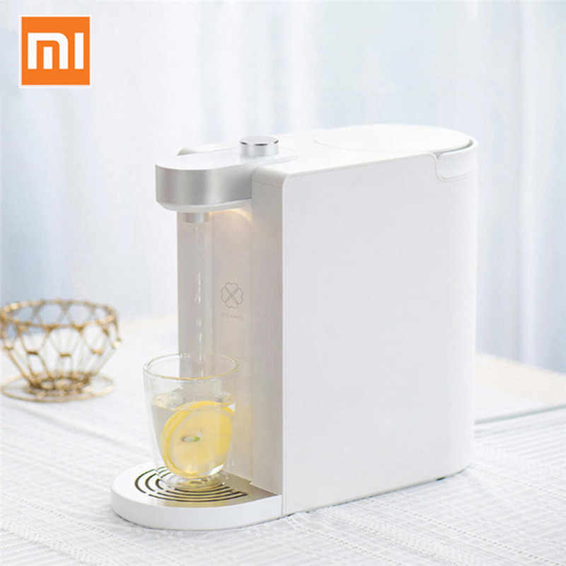 Xiaomi SCISHARE умный диспенсер для мгновенного нагрева воды 3 секунды мгновенный 1800 мл диспенсер для воды с светодиодный подсветкой