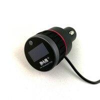 Car DAB Radio Interface Car DAB Receiver FM Launcher Car Charger Digital Radio