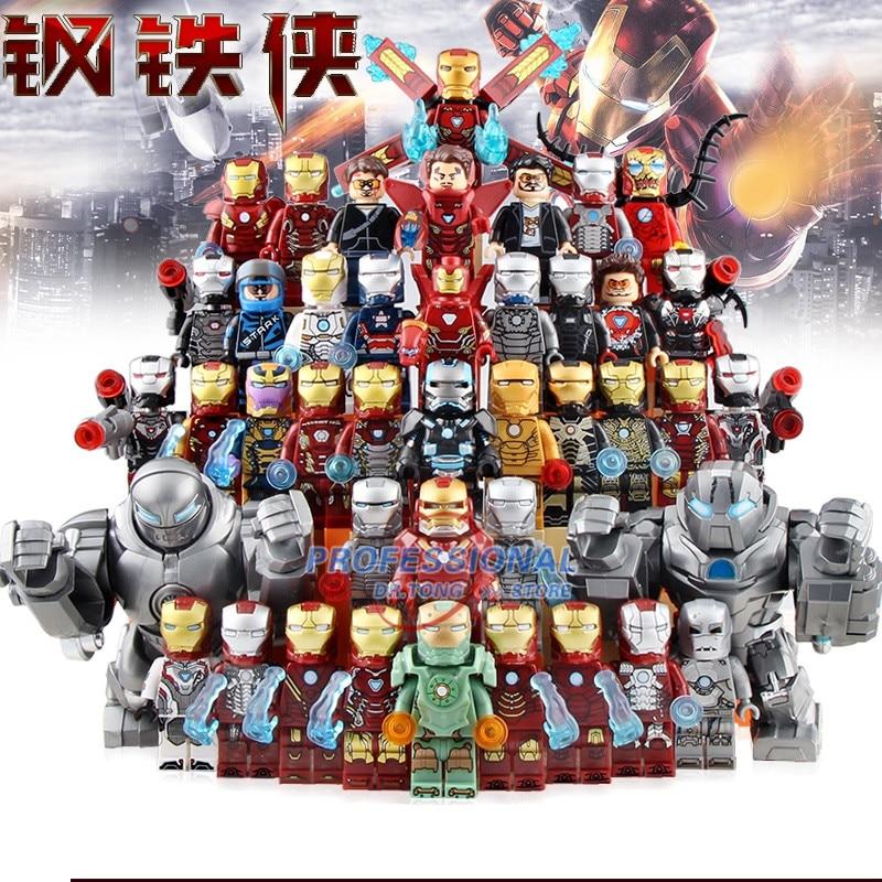 42Pcs/Set Avengers 4 Endgame Super Heroes Thanos Iron Man war Machine Legoing Figures Building Blocks Toys For Children BR24442Pcs/Set Avengers 4 Endgame Super Heroes Thanos Iron Man war Machine Legoing Figures Building Blocks Toys For Children BR244