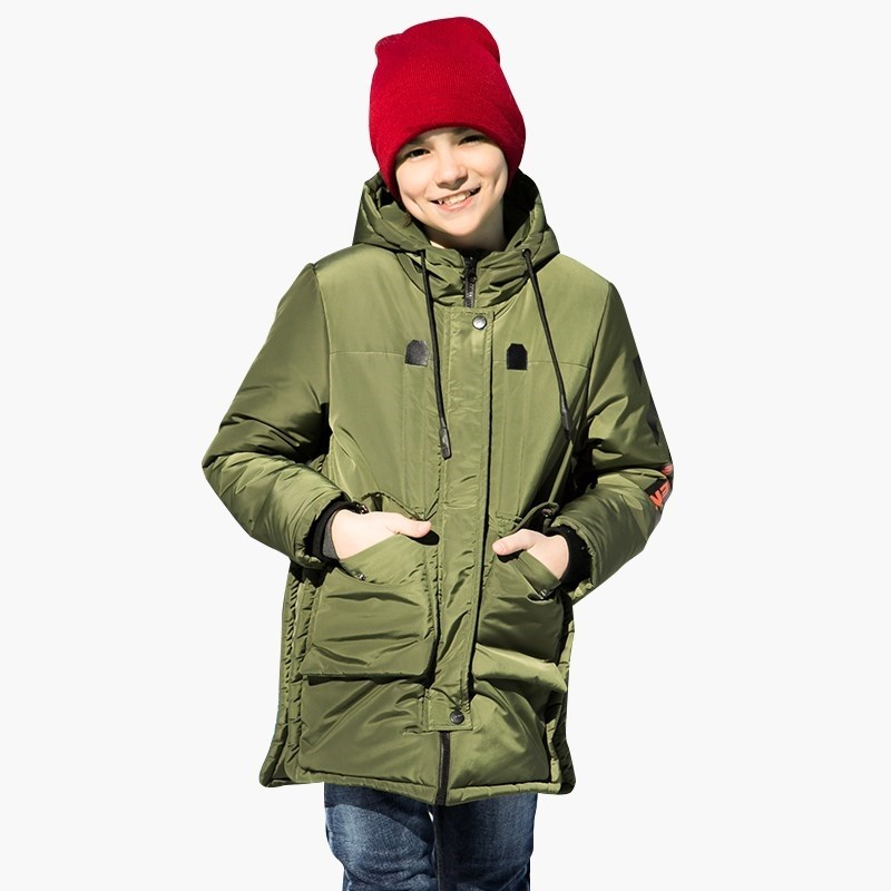 Down & Parkas Luminoso Sewing jacket for boys children clothing kid clothes icebear 2018 fashion winter jacket men s brand clothing jacket high quality thick warm men winter coat down jacket 17md811