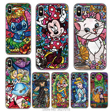 For LG Stylo 4 G7 G6 V40 V30 K11 2018 K10 K8 Q8 Q7 Q6 Xpower 2 3 soft TPU cover Anime puzzle Silicone phone Cases(China)