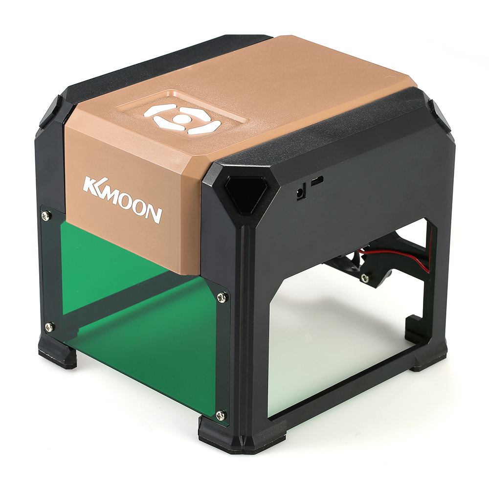 KKmoon K5 3000mW DIY Mini USB Laser Engraving Machine Automatic CNC Wood Router Laser Engraver Printer