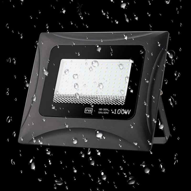 LED Flood Light 30W 50W 100W AC85-265V Waterproof IP66 Spotlight Outdoor Wall Garden Lamp Led Floodlight Lighting