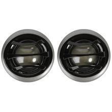 VODOOL 1 Pair Car Electronics Audio Speakers