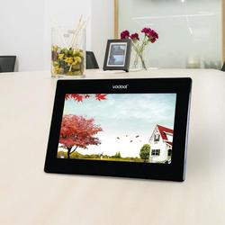 VODOOL 10 inch 1280*800 LCD Digital Photo Frame HD Electronic Picture Music Video for Christmas Commemoration