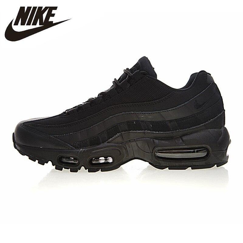 Nike Air Max 95 essentiel chaussures de course pour hommes amortisseur antidérapant chaussures de sport confortables #749766-009