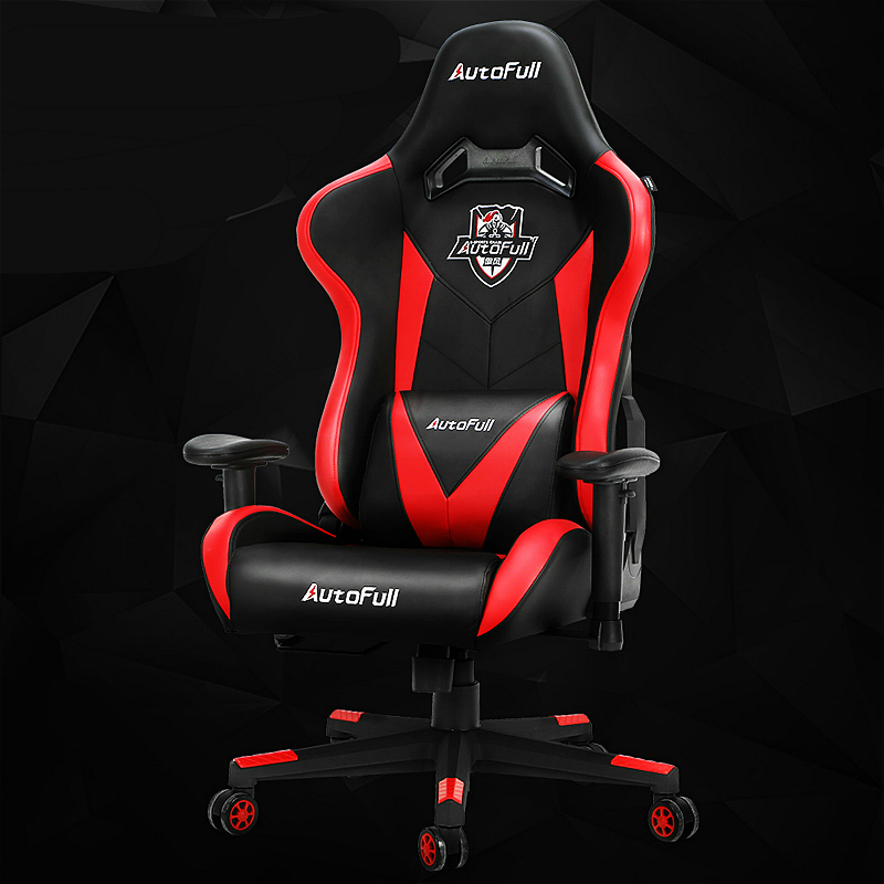 Multi-function Household Computer Chair Lifted And Rotation Ergonomic Gaming Chair Reclining Office Swivel Chair E-sports Seat